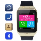 "Aoluguya HW10 Intelligente GSM Watch Phone w / 1,55 ""Bildschirm, Bluetooth, Anti-verlorene, 0.3MP, 128M + 64M - Gold"