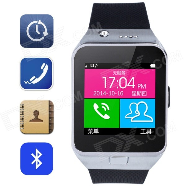 Aoluguya HW10 Smart GSM Watch Phone w/ 1.55