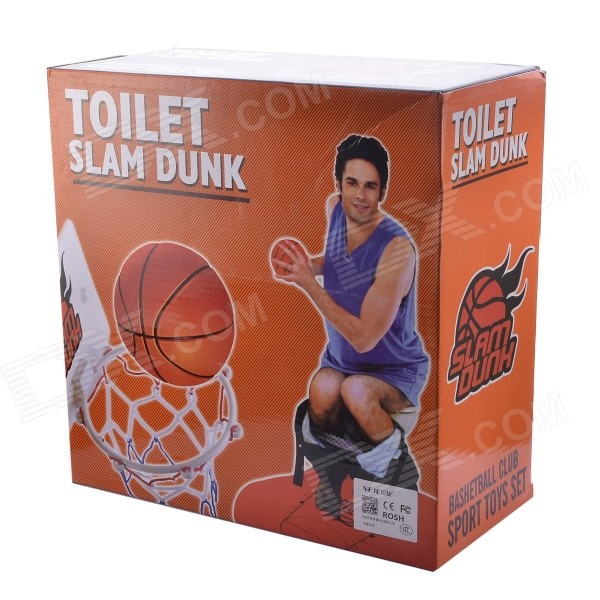 NEJE Afundanço Toilet Basketball Set