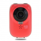 EOSCN HD1080P Wasserdichte 12MP Wi-Fi-Sport-Kamera w / 0,5 OLED Panel / HDMI TV Out / TF - Red