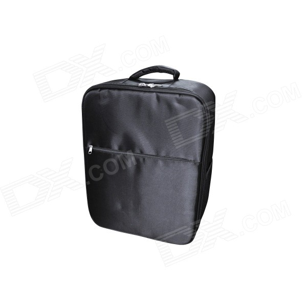 Outfield Carrying Backpack para DJI Fantasma 2 Visão / Walkera QR X350 Pro Quadcopter - Black