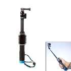 PANNOVO G-776 Retractable Monopod Handheld Grip w/ Remote Control Box for GoPro Hero 2 / 3 / 3+ / 4