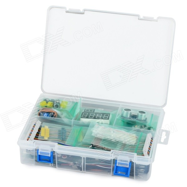 KEYES SMP0045 Experiment Basic Learning Tools Kit - Blue