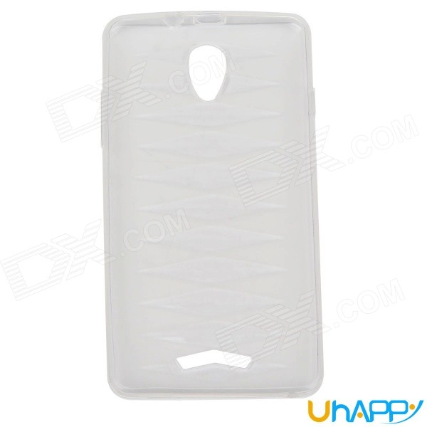 Uhappy  Protective TPU Back Case Cover for UP520 - White