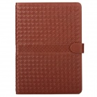 Mr.northjoe Protective PU Leather Case Cover w/ Stand + Auto Sleep for IPAD AIR 2 - Brown