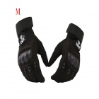 ESDY ESDYM-1 Outdoor Climbing Cycling Anti-Slip Breathable Full-Finger Tactical Gloves - Black (M)