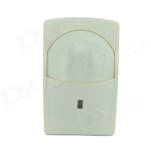 RX-40QZ Home Security Passive IR Motion Sensor Detector - White 1 pcs indoor wired motion sensor anti theft burglar intruder infrared detector alarm relay output nc no option with holder