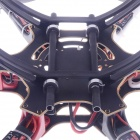 F550 Multicopter Hexacopter Frame + Landing Gear + Remote Control - White + Red + Black