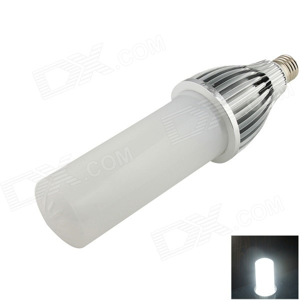 YouOkLight E27 20W 1950lm 114-2835 SMD LED White Light Bulb - Silver +White (AC90-265V) чайник unit uek 254 white