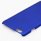 WB-I6PL Protective PC Back Case for IPHONE 6 PLUS - Blue