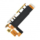Replacement Power / Volume / Microphone Vibrator Flex Cable for Sony Xperia Z3