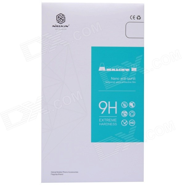 Nillkin 9H 033mm Tempered Glass Screen Protector Film for HTC Desire 820 Mini - Transparent