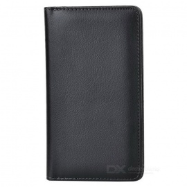 "WB-3509 Protective PU Leather Case w/ Card Slot for IPHONE 6 4.7"" - Black"