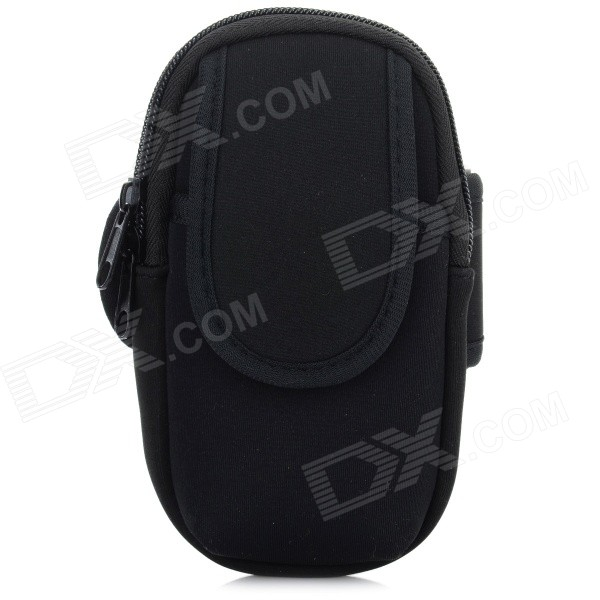 Universal Sports Neoprene Armband Case - Black