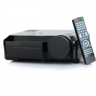FB5800 1080P Home Theater LCD Projector w/ 2 x USB / 2 x HDMI / VGA / AV / YPbPr - Black