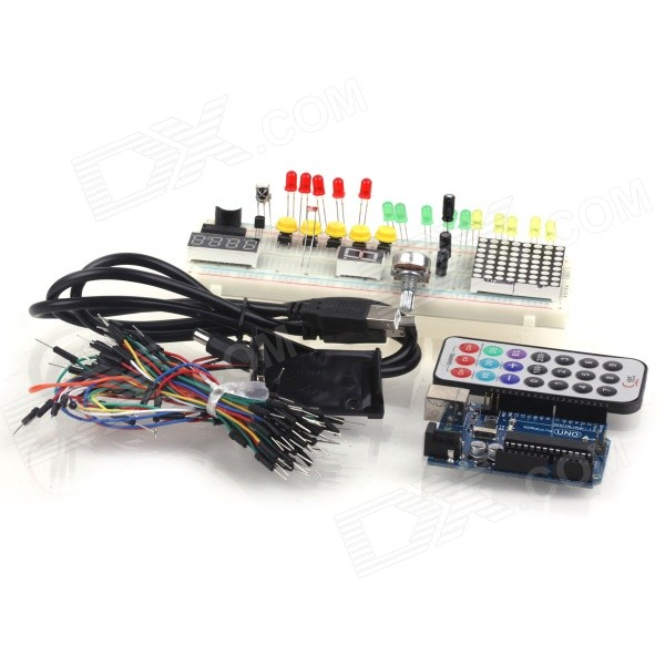 Zndiybry advanced starter kit for arduino uno r kopen