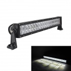 MZ 120W 10200lm LED White Spot + Flood Beam Worklight Bar Off-road 4WD UTV Driving Lamp w/ Lens