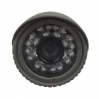 "HOSAFE impermeável 1/4 ""CMOS 1.0MP P2P HD Mini Câmara bullet IP w / 24-IR-LED / IR-CUT (os EUA)"