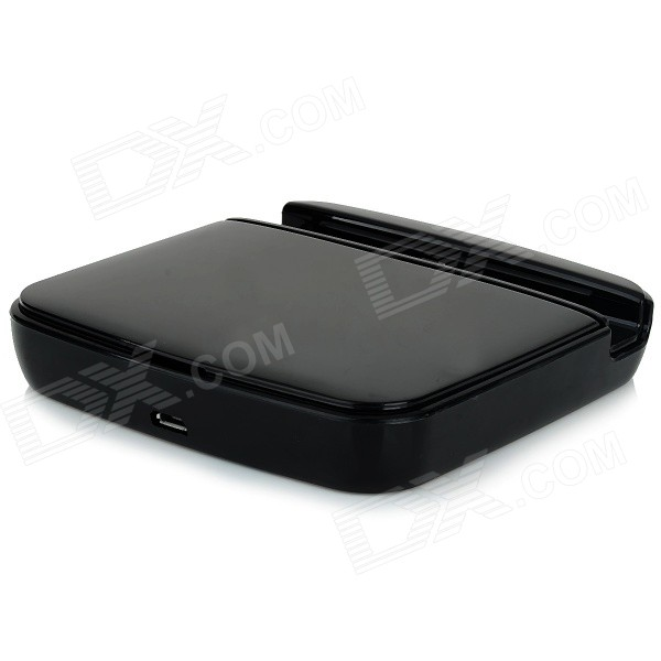 Charge Stand Dock / Battery Charger for Samsung Galaxy S4 Mini i9190 - Black
