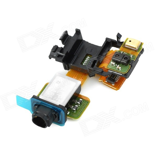Replacement Headset / Microphone / Sensor / Recording Flex Cable for Sony Xperia Z3 free shipping 10pcs lot transistor 13009 e13009 j13009 to 3p original product