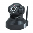 HOSAFE 1.0MP HD Wireless IP Camera w/ 11-IR-LED, TF, Wi-Fi, Two Way Voice Intercom, Motion Detection