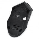 topo r.horse RF-6340 2.4G wireless USB 2.0 LED di gioco - nero (2 x AAA)