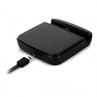 2-in-1 Cellphone Charging Dock Station w/ Battery Charger for Samsung Galaxy S3 Mini 18190 - Black