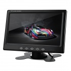 "7"" Color LCD Car Monitor Displayer - Black"