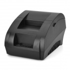 USB High Speed Receipt Thermal Printer - Black