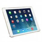 Baseus LTAPIPAD6-PS02 Protective PU Leather Case w/ Stand for IPAD AIR 2 - White