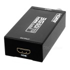 Mini 3G SDI to HDMI AV Sync Output HD Converter w/ EU Adapter - Black