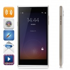 "iNew V7 Quad-Core Android 4.4 3G Smart Phone w/ 5.0"" Screen 2GB, 16GB ROM, Dual-SIM - White"