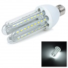 E27 18W 1450LM 6000K White Light 5730 SMD LED Corn Lamp Bulb - White (130~265V)