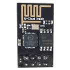 Wi-Fi Wireless Serial Port Data Transceiver Module - Blue + Black