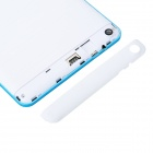 "Colorfly G808 3G 8"" IPS Octa-Core Android 4.2 Tablet PC w/ 1GB RAM / 8GB ROM -  White + Blue"