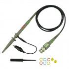 P6500 10X 500MHz Oscilloscope Scope Clip Probe (130cm-cable)
