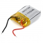 H7-05 Replacement 150mAh Polymer Battery for JJRC H7 R/C Aircraft - Silver