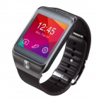 "G2 No.1 MTK2502 1.54 ""Smart Reloj Bluetooth V4.0 w / Heart Rate, podómetro, cámara"