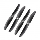 5x3 Carbon Fiber Propellers 5030 para Mini Quadcopter - Preto