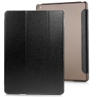 Mr.northjoe 3-Fold Protective PU Leather Case Cover Stand w/ Auto Sleep for IPAD AIR 2 - Black