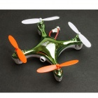 Genuine HF 2.4G 4ch F803C-PRO Mini Quad Rotors with 1MP Camera Ready To Fly Combo (Shine Green)