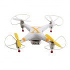 CHEERSON CX-30W Wi-Fi HD Camera FPV 4-Axis Copter w/ 2-Mode Transmitter for IPHONE / IPAD - Yellow