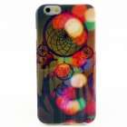 Dreamcatcher Pattern Protective TPU Back Case for IPHONE 6 - Multi-Color