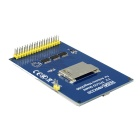 "3.2"" 262K Color Full-Angle LCD Module for Arduino Mega2560 -Blue+Black"