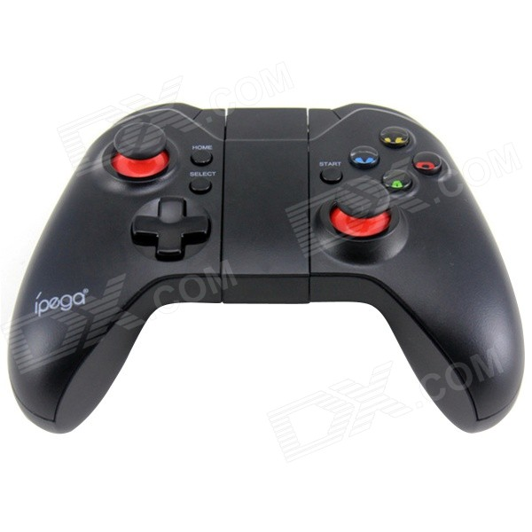 IPEGA PG-9037 Classic Bluetooth V3.0 Gamepad for IPHONE / IPOD / IPAD + Android TV Box + More -Black ipega pg 9021 classic bluetooth v3 0 gamepad for iphone ipod ipad more black