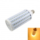 KINFIRE E27 40W LED Warm White Light Corn Bulb - White (AC 220V)