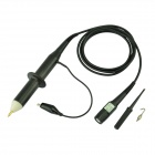 P5100 100X 100MHz 4KV Oscilloscope Scope Clip Probe - Black (120cm-cable)