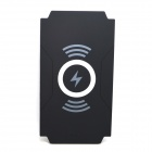 K88 Qi Standard Mobile Wireless Power Charger - Black