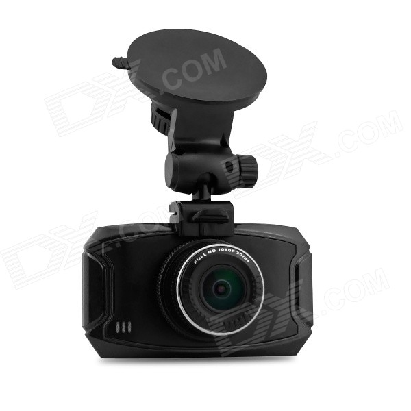 GS90C Super HD 1296P 2.7 TFT 5.0MP CMOS Wide Angle Car DVR w/ GPS Tracker / G-Sensor / HDR - Black gps навигатор lexand sa5 hd