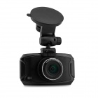 "GS90C Super HD 1296P 2.7"" TFT 5.0MP CMOS Wide Angle Car DVR - Black"